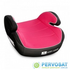 Автокресло Bertoni/Lorelli Safety Junior Fix 15-36 кг Pink (SAFETY JUNIOR pink)