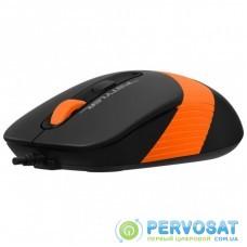 Мышка A4tech FM10S Orange
