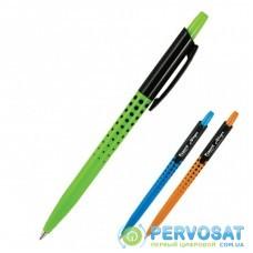 Ручка шариковая Axent retractable Allegro, blue, 12шт (AB1041-02-А)