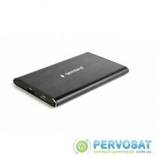 """Карман внешний GEMBIRD 2.5"""", USB3.0, черный (EE2-U3S-4)"""
