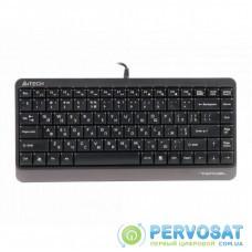 Клавиатура A4tech FK11 Fstyler Compact Size USB Grey (FK11 USB (Grey))