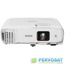 Проектор Epson EB-X49 (3LCD, XGA, 3600 ANSI lm)