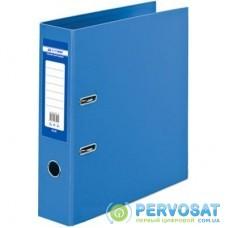 Папка - регистратор Buromax А4 double sided, 70мм, PP, light blue,built-up (BM.3001-30c)