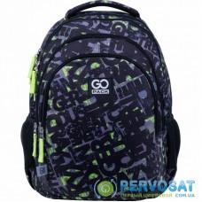 Рюкзак школьный GoPack Сity 162-1 Crazy (GO21-162L-1)