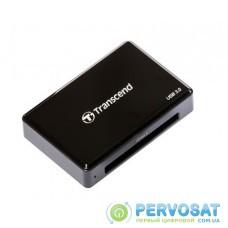 Кардрідер Transcend USB 3.0 CFast Black