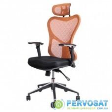 Офисное кресло Barsky Butterfly Black/Orange (Fly-01)