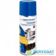 Чистящий сжатый воздух spray duster 400ml, Compressed Air ES103 Esperanza (ES103)