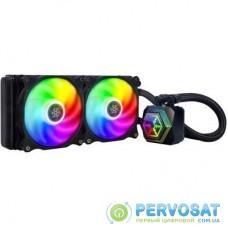 Кулер для процессора Silver Stone Perma FROST Premium (SST-PF240-ARGB)