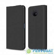 Чехол для моб. телефона MakeFuture Nokia G10 Flip (Soft-Touch PU) Black (MCP-NG10BK)