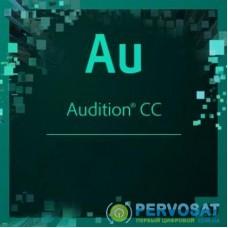 ПО для мультимедиа Adobe Adobe Audition CC teams Multiple/Multi Lang Lic Subs New 1Ye (65297746BA01A12)