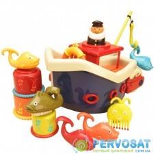 Игрушка для ванной Battat Ловись, рыбка (BX1012Z)