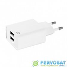 Зарядное устройство Piko TC-242 (2USB2,4A) (white) (1283126477560)