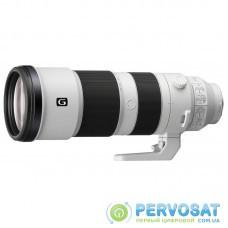 Об`єктив Sony 200-600mm, f/4.0 G для NEX FF