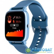Смарт-часы Gelius Pro iHealth (IP67) Midnight Blue (Pro iHealth (IP67) MidnightBlue)