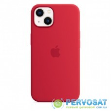 Чехол для моб. телефона Apple iPhone 13 Silicone Case with MagSafe (PRODUCT)RED, Model A2 (MM2C3ZE/A)