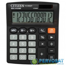 Калькулятор Citizen SDC-812NR