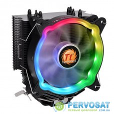 Thermaltake Процессорный кулер Thermaltake UX200 ARGB Lighting LGA1200/115x/AM4/FM2(+)/AM3(+), TDP 130W