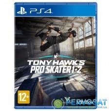Игра Sony Tony Hawk Pro Skater 1&2 [Blu-Ray диск] English ver. (88473EN)