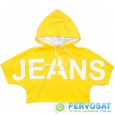 "Футболка детская A-Yugi ""JEANS"" (7008-146G-yellow)"