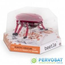 Интерактивная игрушка HEXBUG Нано-робот Beetle, красный (477-2865 red)