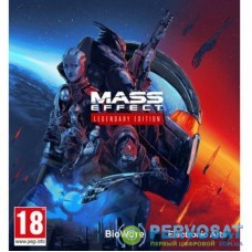 Игра PC Mass Effect: Legendary Edition (19145815)