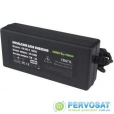Блок питания для систем видеонаблюдения GreenVision GV-SAS-C 12V3A (4429)