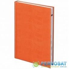 Еженедельник Brunnen недатированный Агенда Wave оранжевый 320 страниц (73-796 76 40)