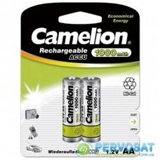Аккумулятор Camelion AA 1000mAh Ni-Cd * 2 R6-2BL (NC-AA1000BP2)