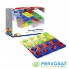 Развивающая игрушка Guidecraft Пазл Формы и цвета (Z1520)