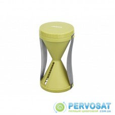 Терка-шинковка Ardesto Gemini, жовтий, нерж. сталь, пластик
