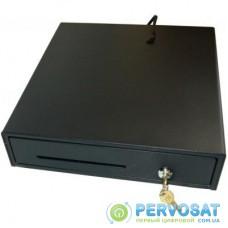 Денежный ящик ИКС-Маркет E3336D Black, 24V (E3336D BLACK 24V)