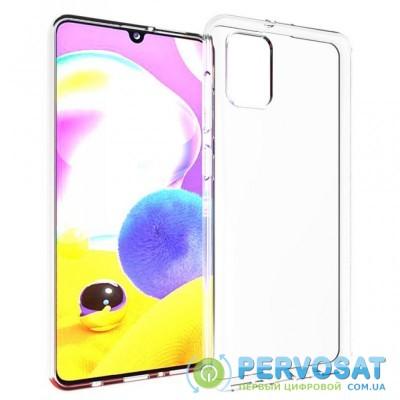 Чехол для моб. телефона BeCover Samsung Galaxy A31 SM-A315 Transparancy (704864) (704864)