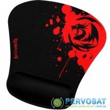 Коврик для мышки Redragon Libra Speed Black-Red (78305)