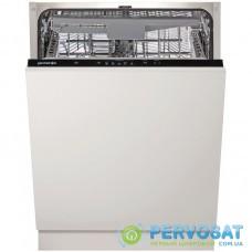 Вбудована посудом. машина Gorenje GV620E10/60 см./ 14 компл./5 прогр./ А++/ повний AquaStop
