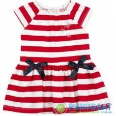 Платье Babyjoy в полоску (11813-86G-red)