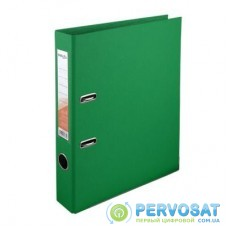 Папка - регистратор Delta by Axent double-sided PP 5 cм, assembled, green (D1711-04C)
