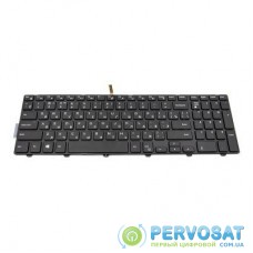 Клавиатура ноутбука PowerPlant DELL Inspiron 3541,5542 подсв,черный (KB311712)