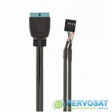 Кабель для передачи данных Cablexpert internal USB2.0 to USB3.0 0.3m (CC-U3U2-01)