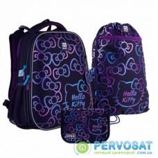 Рюкзак школьный Kite Hello Kitty 531 набор (SET_HK21-531M)