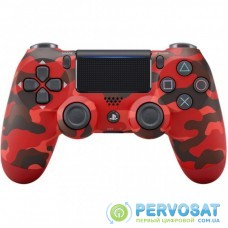Геймпад SONY PS4 Dualshock 4 V2 Red Camouflage