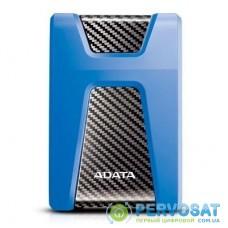 "Внешний жесткий диск 2.5"" 1TB ADATA (AHD650-1TU31-CBL)"