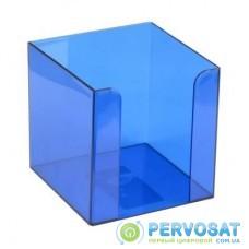 Подставка-куб для писем и бумаг Delta by Axent 90x90x90 мм, blue (D4005-02)