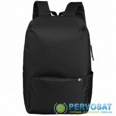"""Рюкзак для ноутбука 2E 14"""" StreetPack 20L Black (2E-BPT6120BK)"""