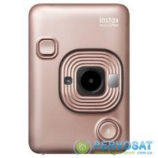Фотокамера моментального друку Fujifilm INSTAX Mini LiPlay Blush Gold