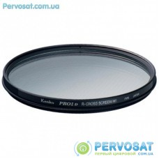 Светофильтр Kenko PRO1D R-CROSS SCREEN 72mm (237270)