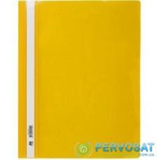 Папка-скоросшиватель BUROMAX А4, PP, yellow (BM.3311-08)