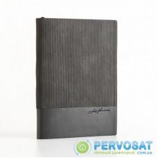 Еженедельник Leo planner недатированный Velvet A6 PU 352 страницы Серый (252035)