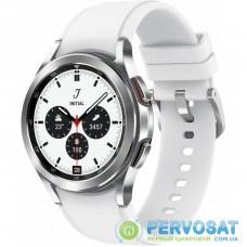 Смарт-часы Samsung SM-R880/16 (Galaxy Watch 4 Classic small 42mm) Silver (SM-R880NZSASEK)