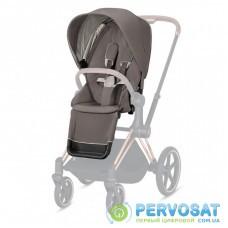 Набор текстиля для коляски Cybex Priam Soho Grey mid grey (520000685)