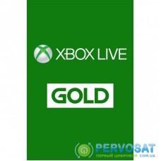 Карта онлайн пополнения Xbox Xbox Live GOLD подписка на 1 месяц RU ESD (xlg-1m)